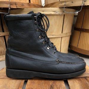 VTG L.L. Bean 7 Eye Boot